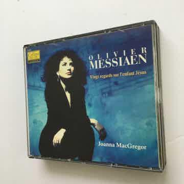 Olivier Messiaen Joanna MacGregor  Vingt regards sur l'...