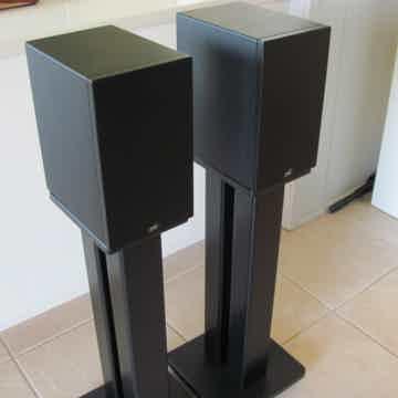 Alpha P5 Speakers Black Ash