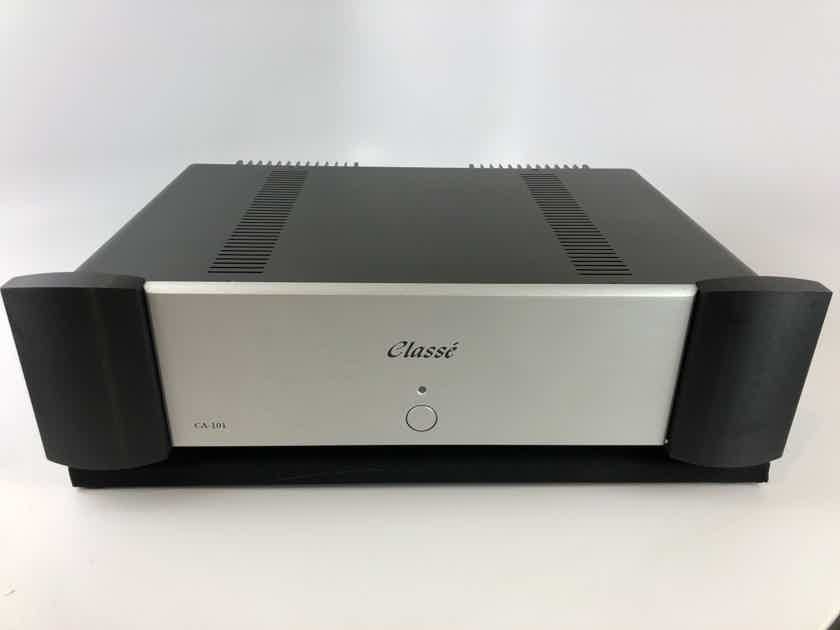 Classe CA-101 Solid State Amplifier in Two Tone Finish, Fully Tested