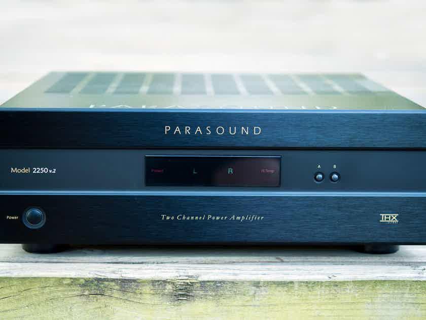 Parasound 2250 v.2