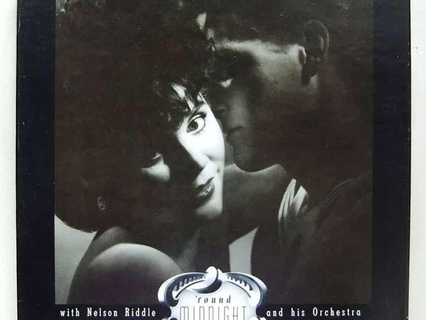 Linda Ronstadt Nelson Riddle Round Midnight Asylumm 3Lp Box Set
