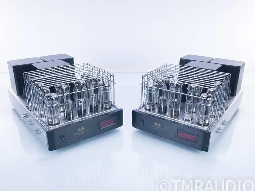 Antique Sound Lab Hurricane DT Tube Mono Power Amplifier; ASL; Pair (17261)
