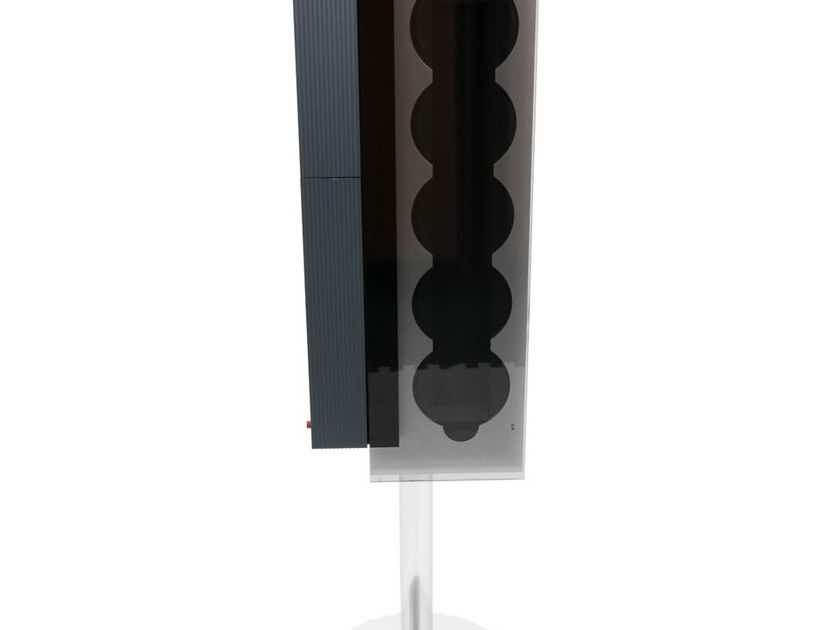 B&O BeoSound 9000 6-CD Player / Tuner; w/ Vertical Stand; Remote (26376)