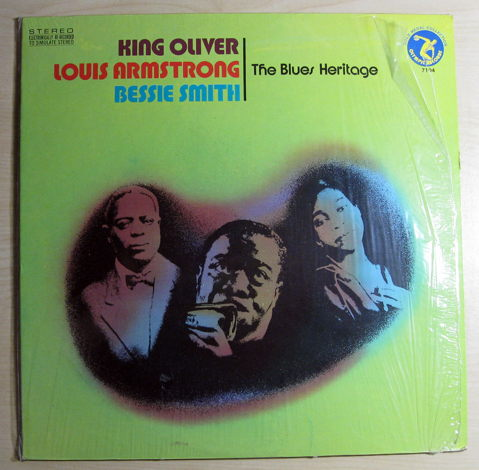 King Oliver / Louis Armstrong / Bessie Smith
