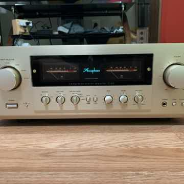 Accuphase  E-407 integrated stereo amplifier AC 100V Ja...