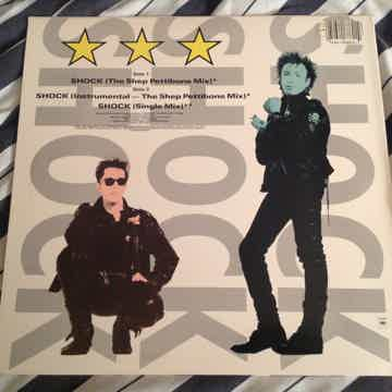 Psychedelic Furs Shock 12 Inch EP Columbia Records