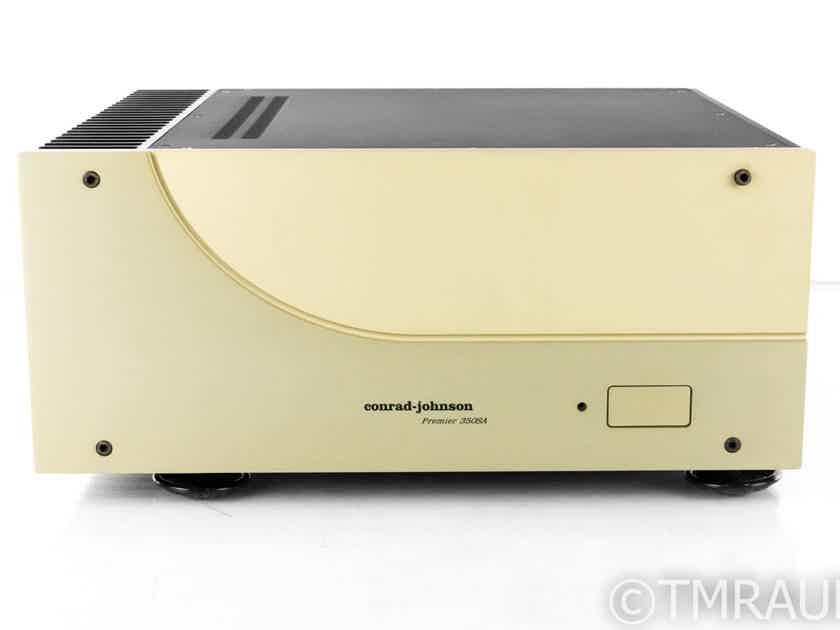 Conrad Johnson Premier 350SA Stereo Power Amplifier; 350-SA (21982)