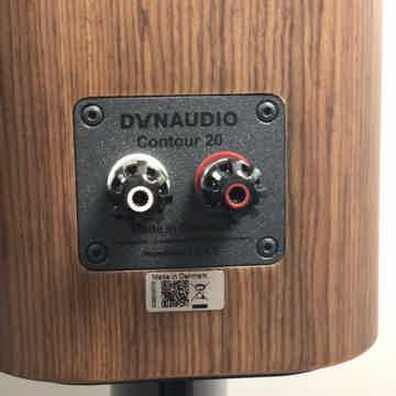 Dynaudio Contour 20s - Walnut Finish