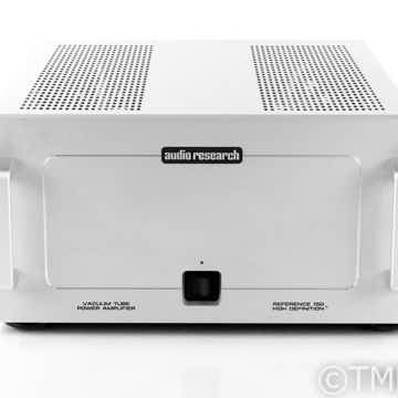 Reference 150 Stereo Tube Power Amplifier