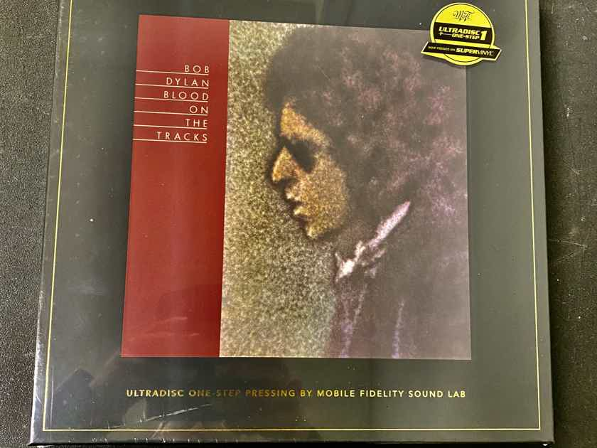 "Bob Dylan ""Blood on the Tracks"" 180g 45RPM 2LP Box Set"