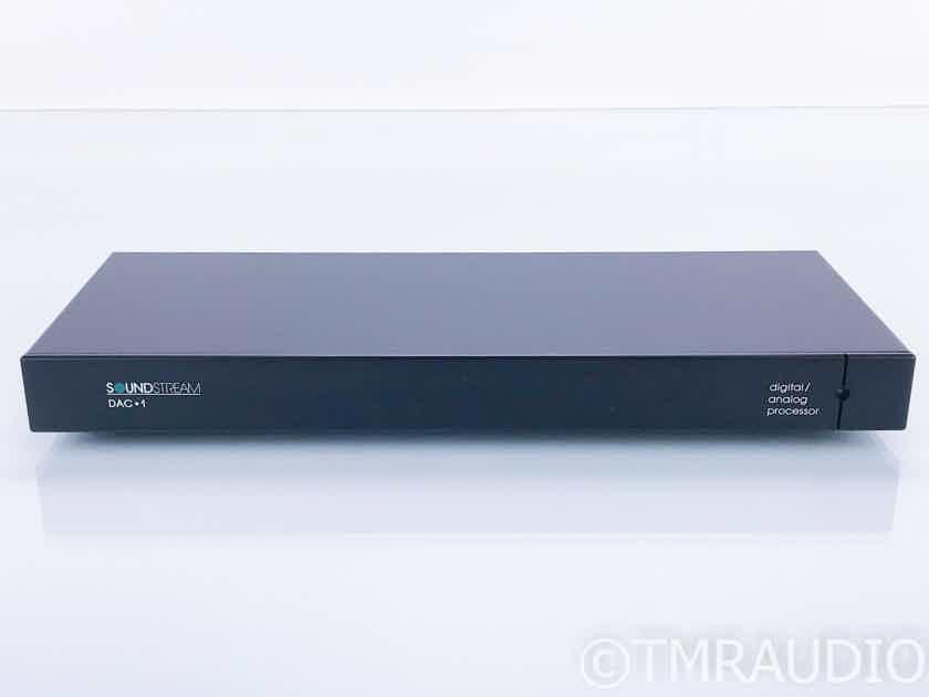 Soundstream DAC-1 DAC; D/A Converter  (16699)