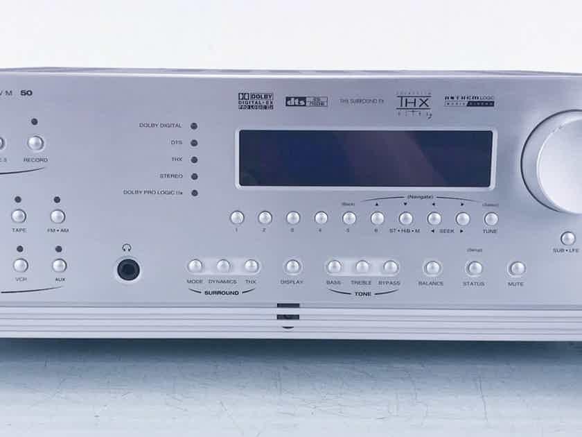 Anthem AVM 50 7.1 Channel Home Theater Processor; Preamplifier; AVM50 (14995)