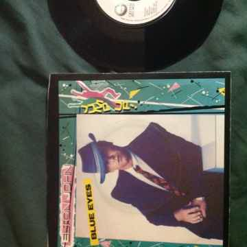 Elton John - Blue Eyes/Hey Papa Legba 45 Single With Pi...