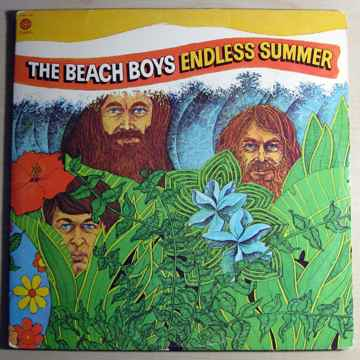 The Beach Boys - Endless Summer - 1975 Capitol Records ...