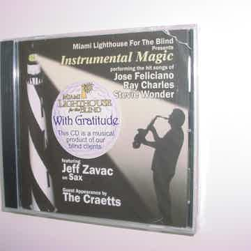 Sealed CD Miami lighthouse for the blind Instrumental m...