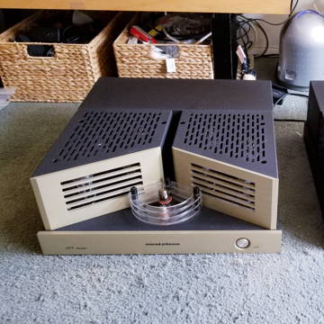 Conrad Johnson ART Amplifiers