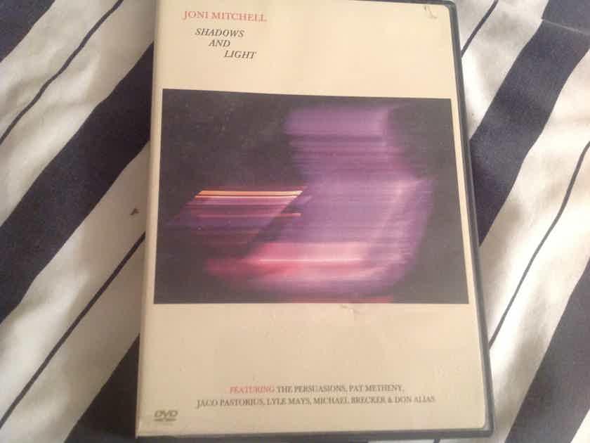 Joni Mitchell  Shadows And Light DVD
