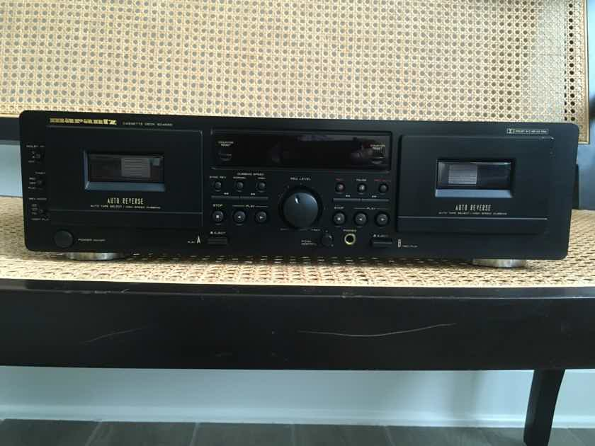 Marantz SD-4050 Dual Cassette Deck, needs troubleshooting