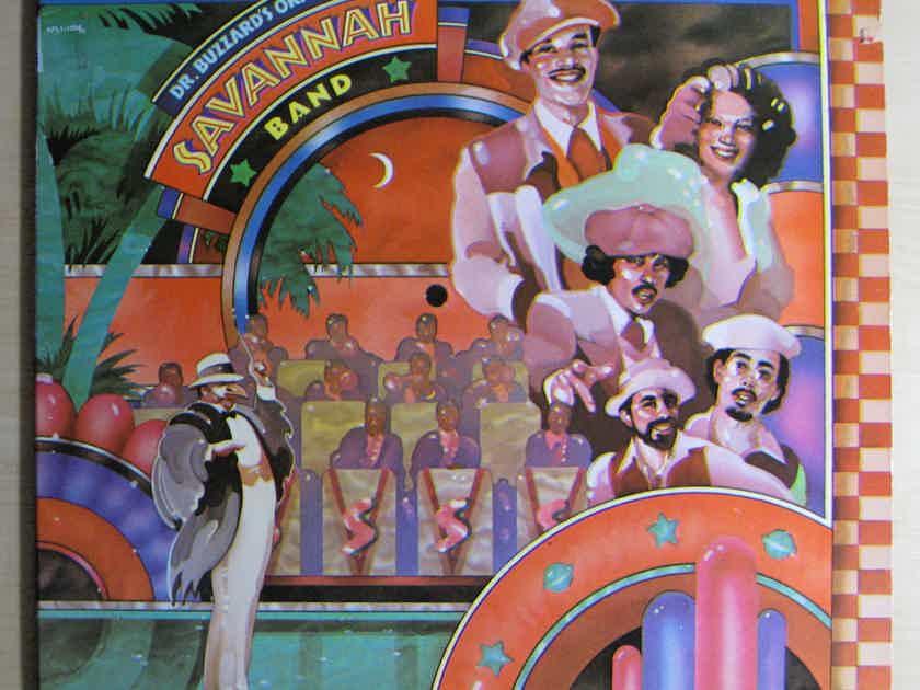 Dr. Buzzard's Original Savannah - Self-Titled -  1976 Reissue RCA Victor APL1-1504
