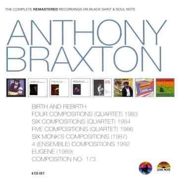 Anthony Braxton - Complete Remastered on Black Saint & ...