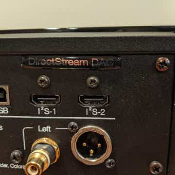 PS Audio PerfectWave DirectStream DSD DAC (under Warranty)