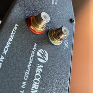 McCormack Micro Phono Drive
