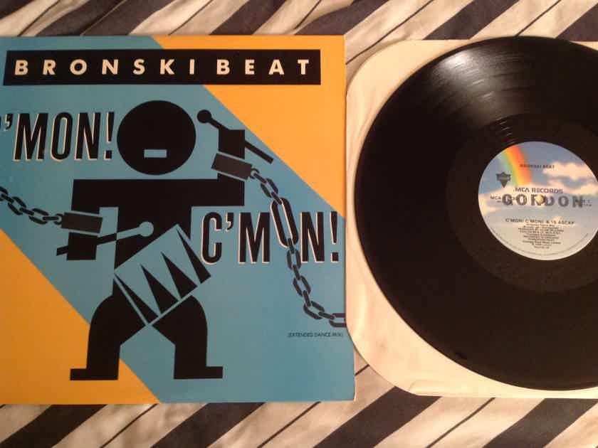 Bronski Beat C'mon C'mon