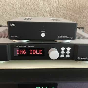 Bricasti Design M5 network player