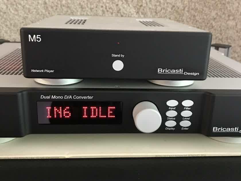 Bricasti Design M5 network player-roon ready