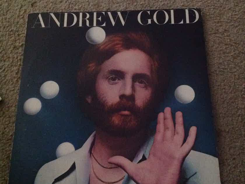 Andrew Gold - Self Titled Asylum Records Vinyl LP  NM