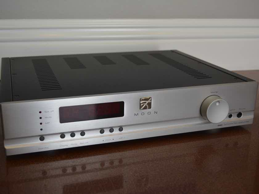 Simaudio Moon 340i D2 Integrated Amplifier -- Excellent Condition (see pics!)