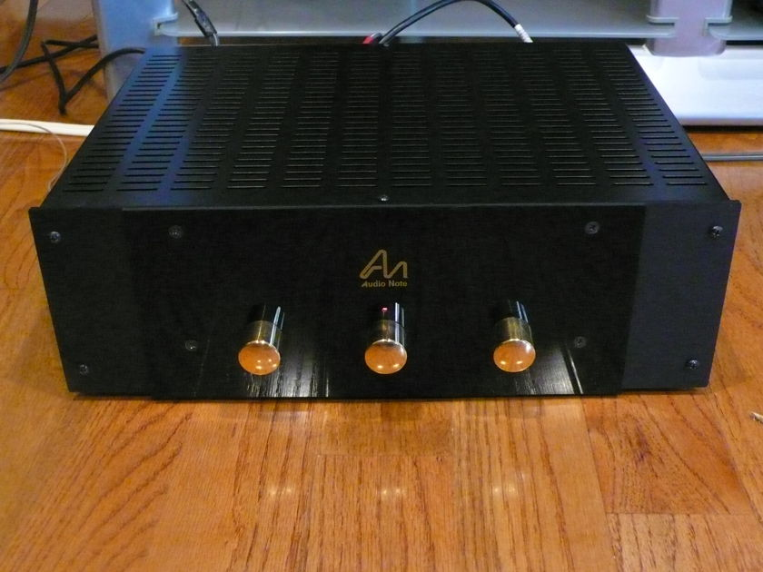 Audio Note Kit4  6V6 PP tube amplifier