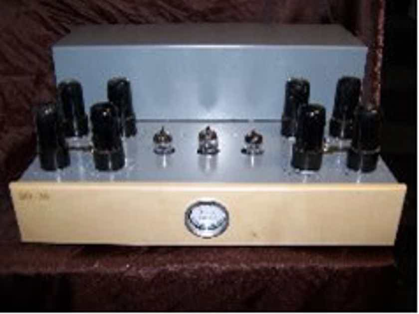 SQ Products SQ-30 6V6 Tube Power Amplifier