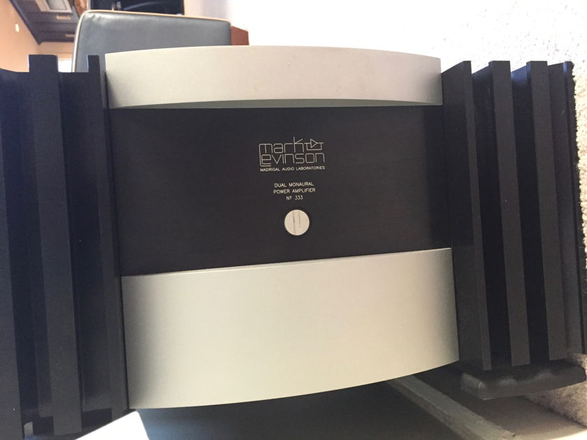 Mark Levinson No.333 300W Dual Monaural Fire Sale!
