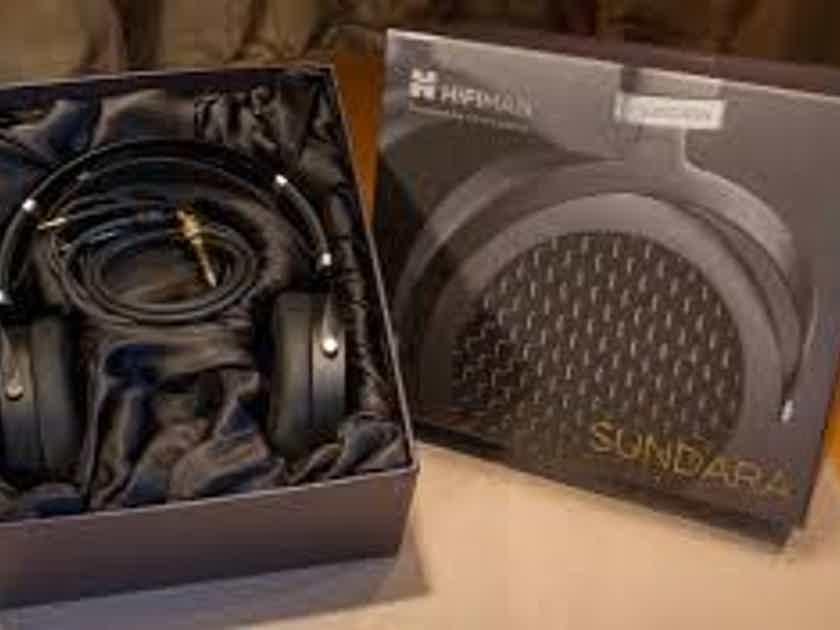 Hifiman Sundara Over Ear Headphones
