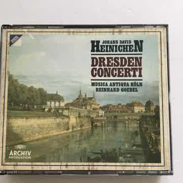 Dresden concerti Cd set Archiv 1993