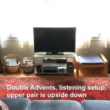Advent Large Loudspeaker