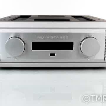 Musical Fidelity Nu-Vista 800 Tube Hybrid Integrated Amplifier
