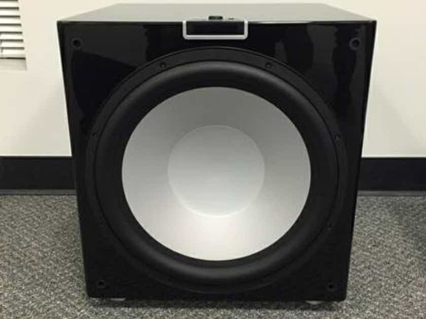 Monitor Audio  Gold GXW-15 Powered Subwoofer  (Piano Black)