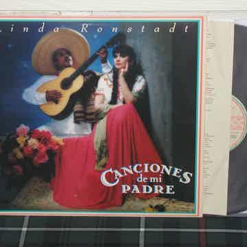 Linda Ronstadt - Canciones de mi Padre (Pics) Asylum fr...