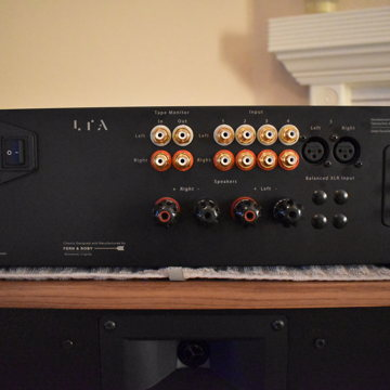 Linear Tube Audio Z40