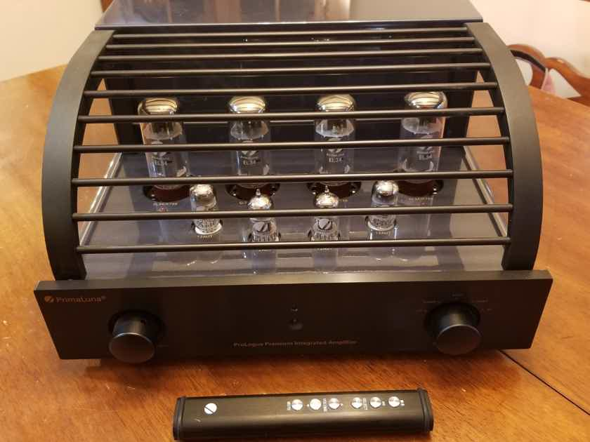 PrimaLuna ProLogue Premium Integrated Amplifier w/ Phono Stage
