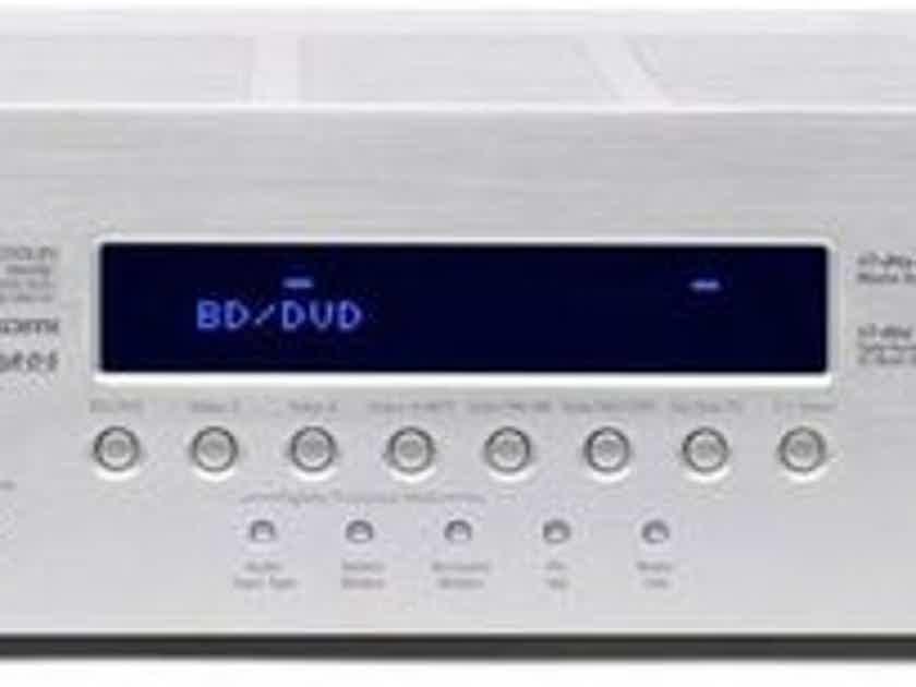 Cambridge AUDIO Azur 551R V1 7.1 AV Receiver (Black & Silver): Refurbished; Full Warranty; 77% Off