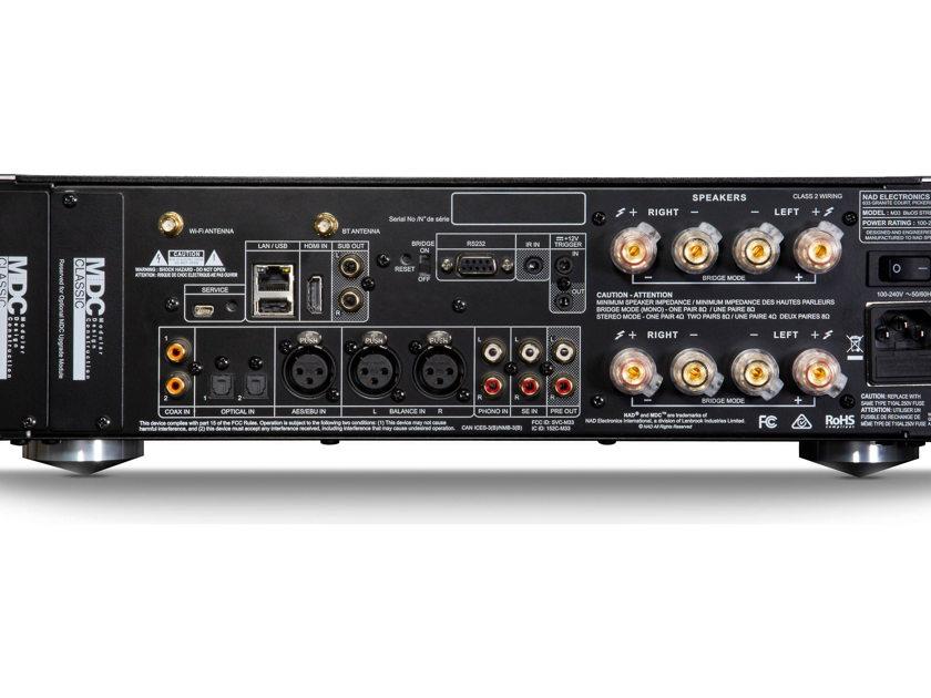 NAD  Streaming DAC/AMP Speaker package!
