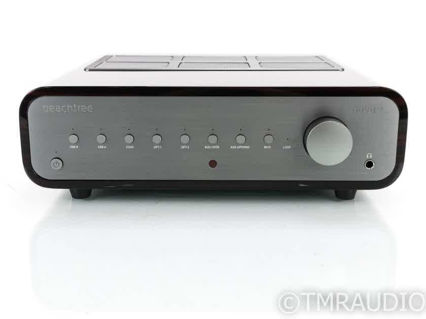 Peachtree Nova150 Stereo Integrated Amplifier; Gloss Ebony Mocha (19235)