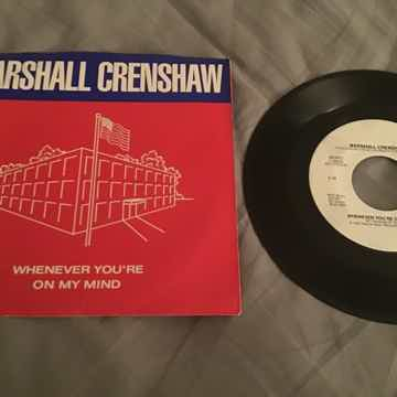 Marshall Crenshaw  Whenever You're On My Mind Promo Mon...