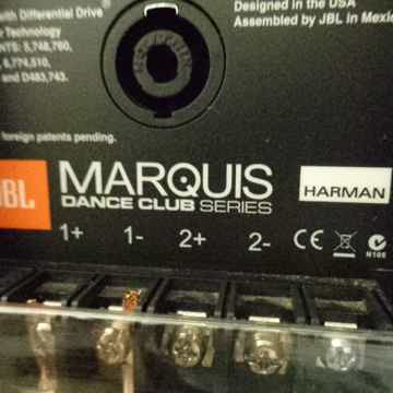 JBL Marquis Dance Club Series