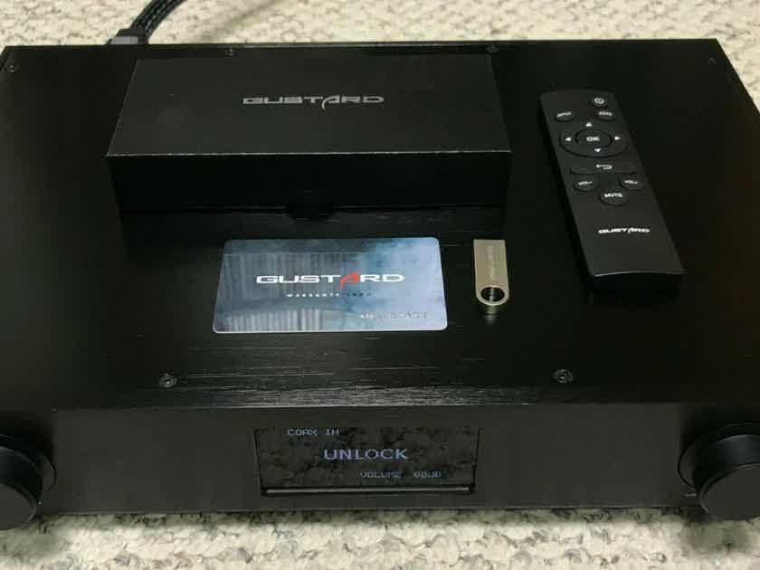 GUSTARD DAC-X20Pro XMOS DSD DAC