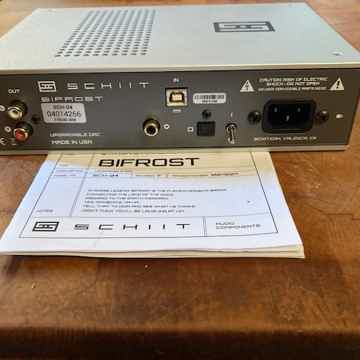 Bifrost Multibit DAC