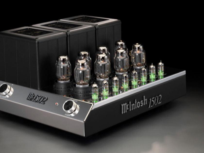 McIntosh MC1502 As New, Latest Model